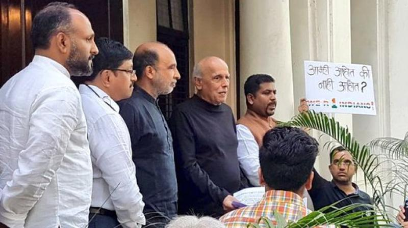 Mahesh Bhatt. (Photo: Twitter)