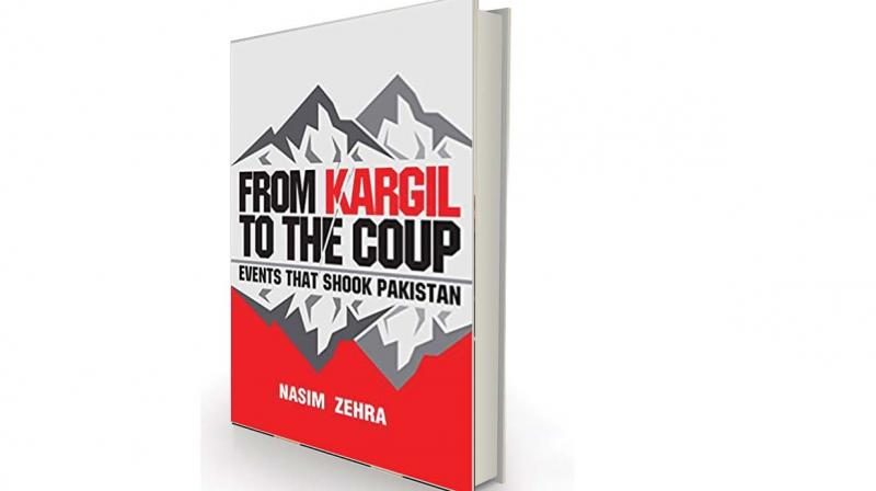 From Kargil to the Coup: Events that shook Pakistan by Nasim Zehra, Sang-e-Meel Publications, Rs 2,283