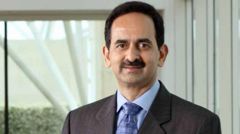 Sanjay Kirloskar, Chairman and Managing Director of Kirloskar Brothers