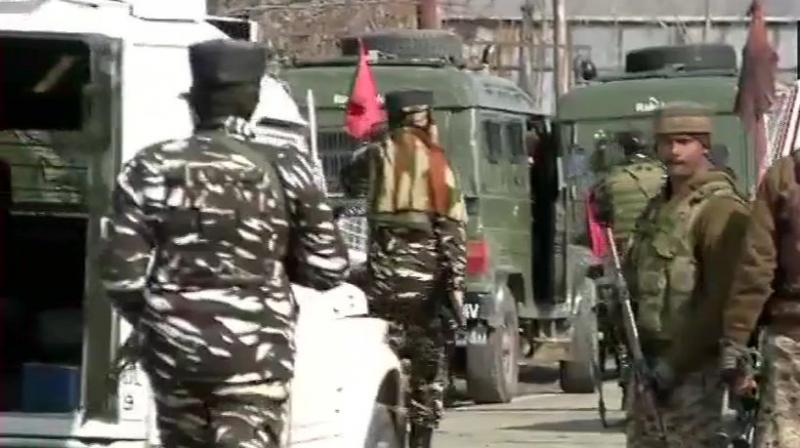 The operation was jointly launched by Army, police and CRPF in Pulwama after they received information about the presence of terrorists there, a police official said. (Representational Image)