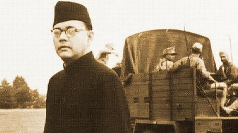 Netaji Subhas Chandra Bose (Photo: PTI/File)