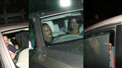 Priyanka Chopra and Nick Jonas arrive in India.