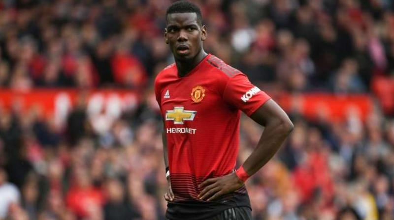 Manchester United manager Ole Gunnar Solskjaer has praised midfielder Paul Pogba, saying that he is one of the best players in the world when he is in good touch. (Photo:AFP)