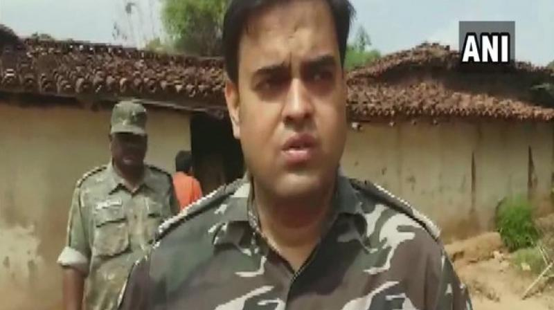 'Prima facie, it appears the victims were involved in witchcraft. Crime seems to have happened because of superstitious beliefs. Four persons have been killed,' Superintendent of Police Anjani Kumar Jha said. (Photo: ANI)