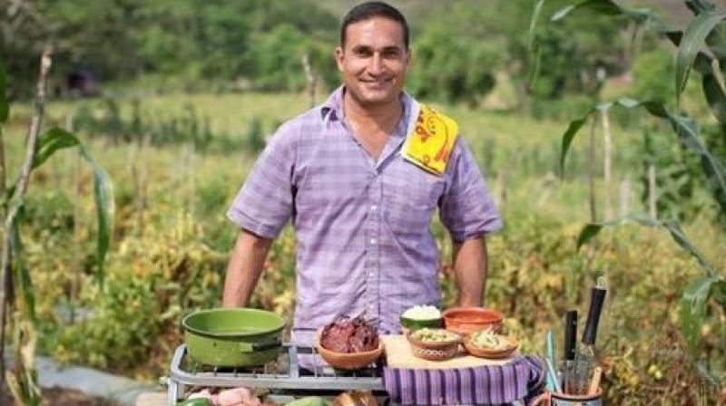 Chef Peter Kuruvita (image courtesy- Twitter)