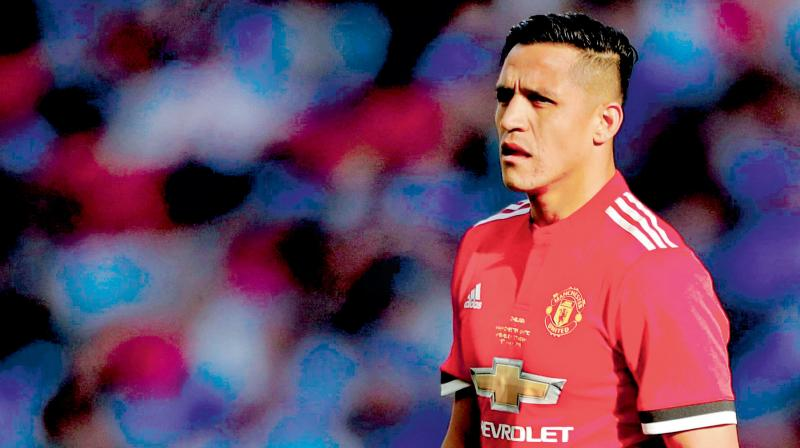 United manager Ole Gunnar Solskjaer may turn to Sanchez after United after his side failed to muster a shot on target in the 1-0 defeat at Old Trafford in last week's first leg.