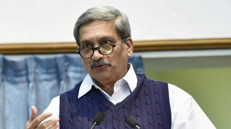 Parikkar is undergoing treatment for a pancreatic ailment at his residence in Goa. (Photo: File)