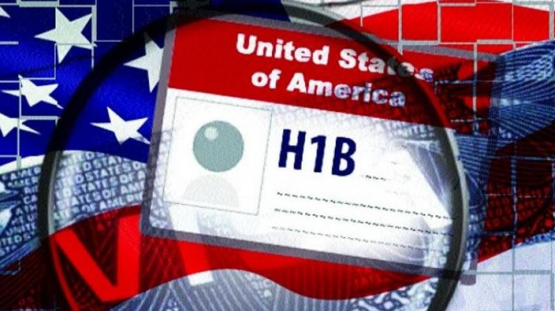 The H1B visa is a non-immigrant visa that allows US companies to employ foreign workers in specialty occupations that require theoretical or technical expertise. (Representational Image)