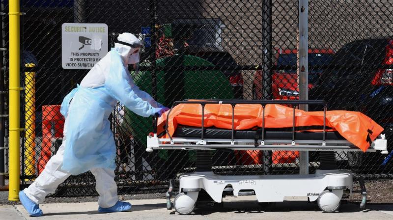 The death at Auckland's Middlemore Hospital on Friday afternoon takes New Zealand's death toll from the virus to 23, with the most recent previous fatality on May 24. (AFP)