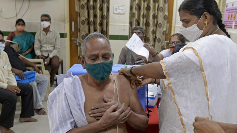 The HC said the home inoculation drive shall also include those bed-ridden and immobile people who have somehow managed to get the first dose of the vaccine. (Representational image: AFP)