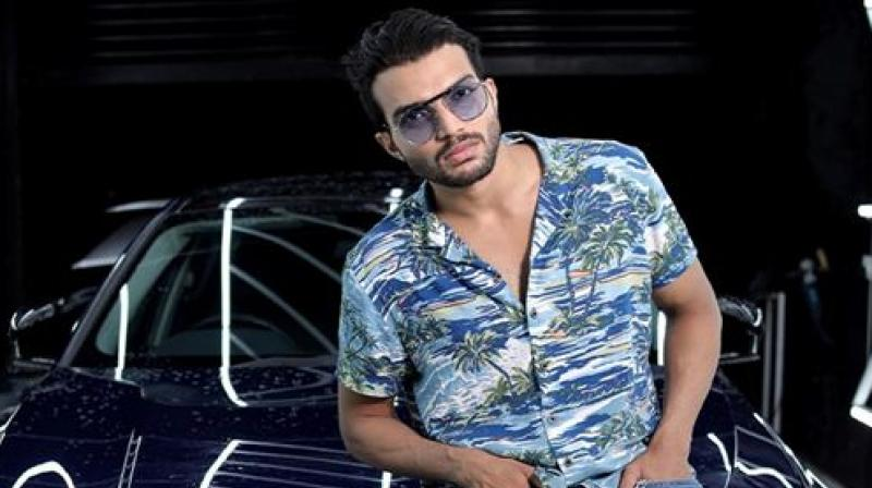 Sidhik Khan J is an Indian model who has made a name for himself as a Tollywood star