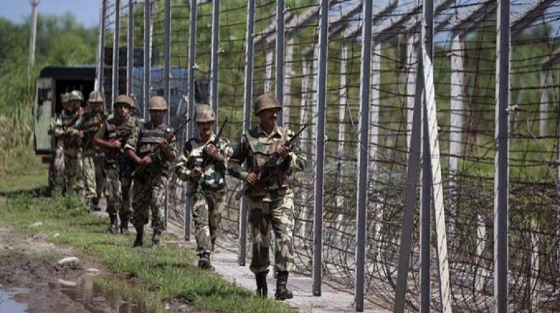 Earlier in September, four young men, who were looking for work at one of the work-sites in the Neelum Valley area of the PoK, were allegedly illegally picked up by the Pakistan Army and brutally beaten up at the behest of a Pakistani contractor. (Photo: Representational | AP/File)