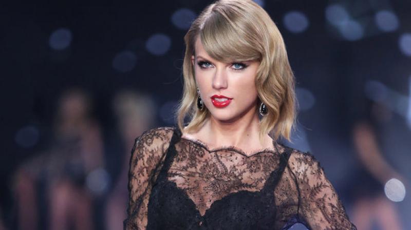 Taylor Swift. (Photo: AP)