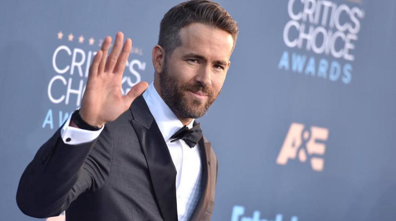 Ryan Reynolds. (Photo: AP)