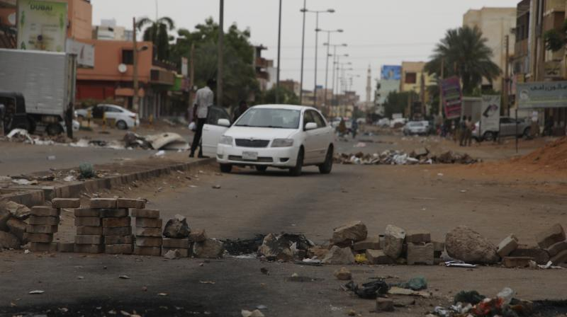 The Sudanese Professionals Association said the movement will end only after the military rulers, who took over after Bashir's ouster two months ago, transfer power to a civilian government. (Photo: AP)