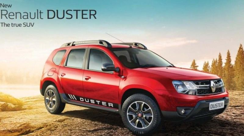 The new 1.5-litre petrol engine in the Duster lineup produces 106PS at 5,600rpm and 142Nm of torque at 4,000rpm.