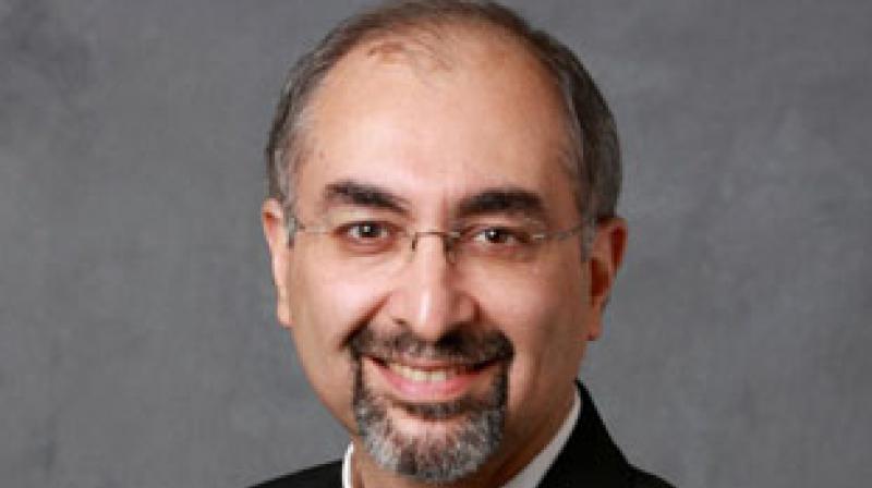 Pepsico executive Sanjeev Chadha.