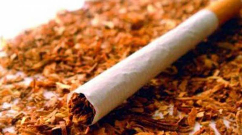 Foreign cigarettes, which are prohibited for import and sale under the Customs act, were seized from Chennai port on May 2. The cigarettes, concealed in cartons, were declared as diapers. (Photo: File I Representational)