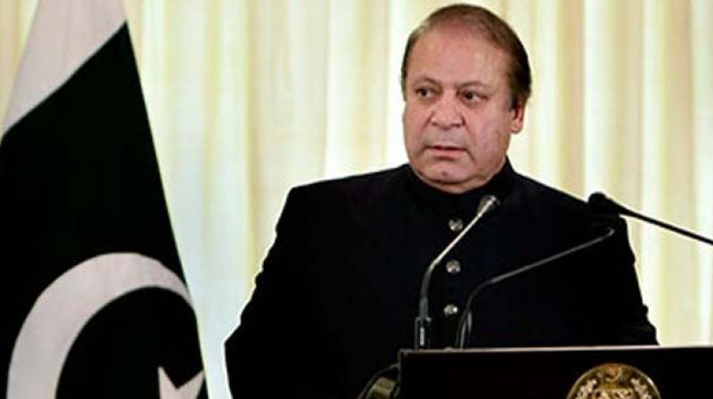 Former Pakistan Prime Minister Nawaz Sharif. (Photo: AP/File)