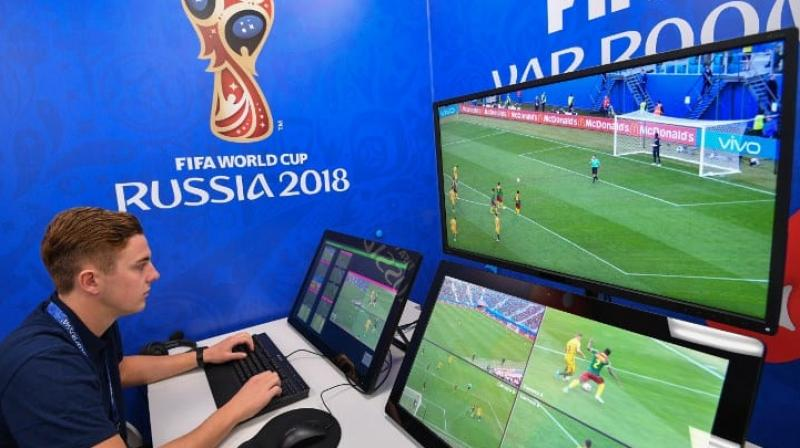 England's Premier League has promised to improve and speed up the use of the VAR system following several controversial decisions and widespread criticism from fans and pundits. (Photo:AFP)