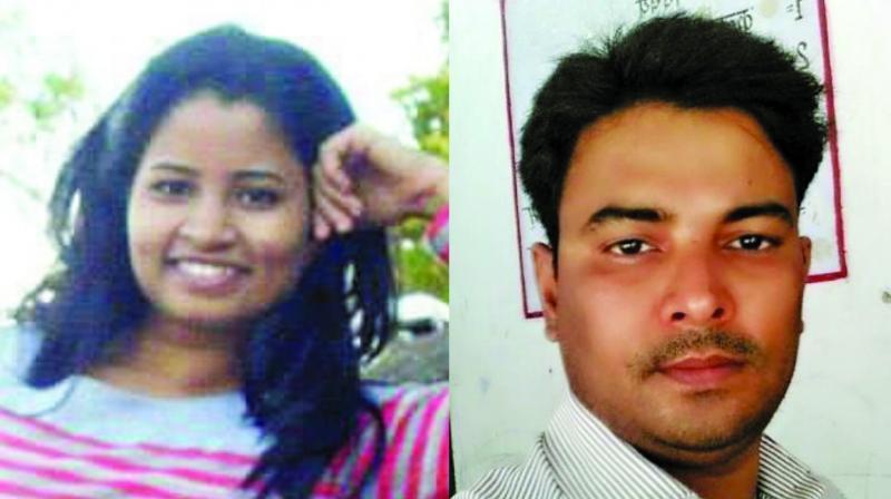 Babita Singh and Vikas Singh