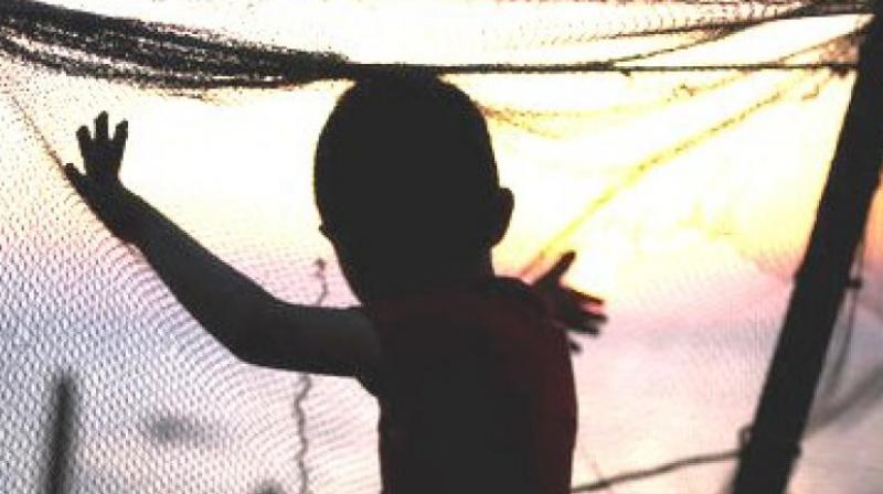 Child maltreatment is seriously under-reported (Photo: AFP)