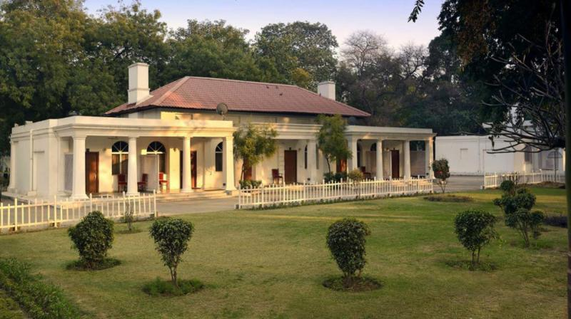 With its seemingly endless saga of mismanagement and irregularities, the Club has been in the limelight a lot, unfortunately. (Image: delhigymkhana.org.in)