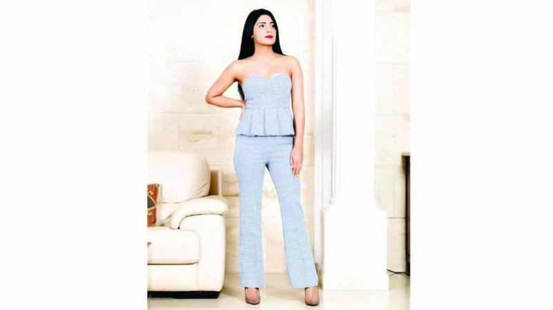 Bengaluru blogger and  designer Megha Kapoor shows how to work your summertime boardroom look.