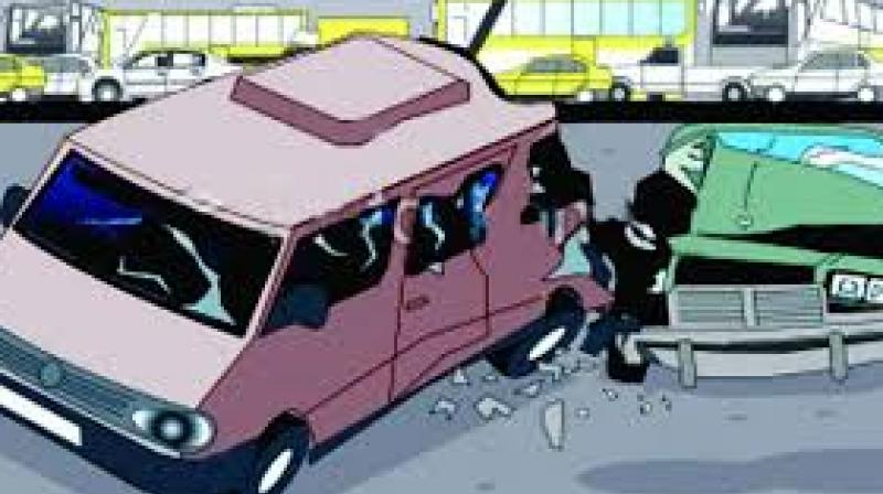 Road transport expert A.V. Shenoy said that lack of enforcement of these rules is one of the major issues has led to high number of fatalities. (Representational image)