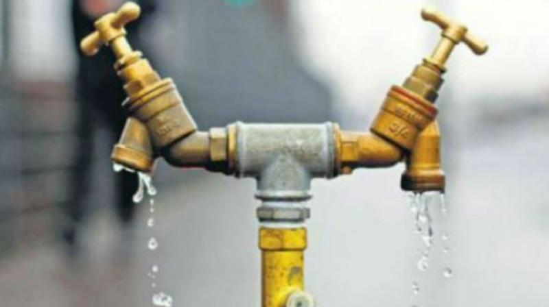 It had announced water cuts in several parts of western suburbs owing to its up gradation work. (Representational image)
