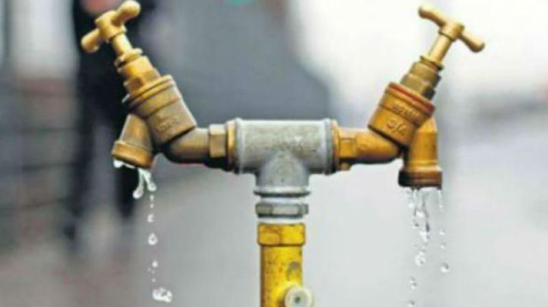 Amit Manchanda, another resident, said that this is not the first time that these areas have received such poor quality water. (Representational image)