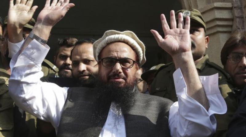 Hafiz Saeed (AP photo)