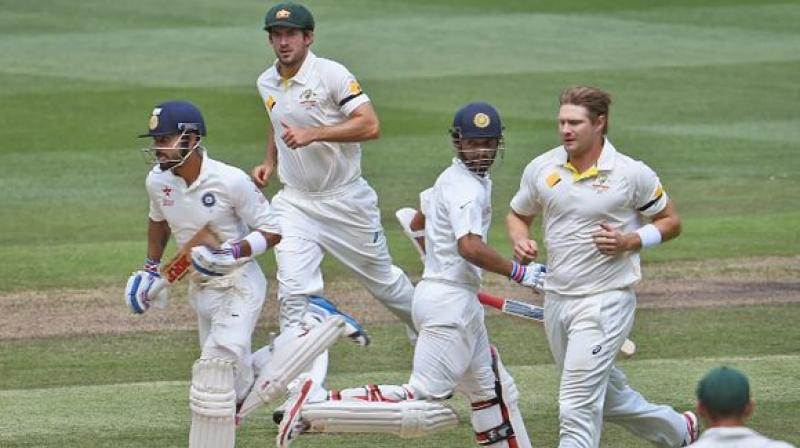 Australia have developed a ruthless streak in their home series sweeps against Pakistan and New Zealand and will present much stiffer opposition when India tour next year, captain Tim Paine said on Monday. (Photo:AFP)