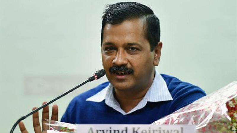 Delhi Chief Minister Arvind Kejriwal (Photo: PTI)