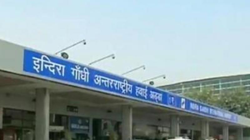 Indira Gandhi International Airport. (Photo: Representational Image)
