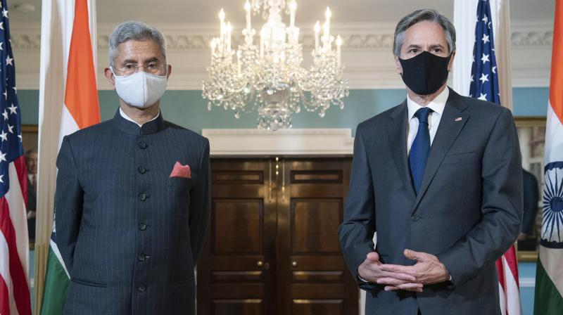 Blinken, who will be in New Delhi on July 27-28, will be on his first visit to India will meet Jaishankar on July 28 and discuss a whole range of issues including Covid-19 containment measures, besides Afghanistan. He will also call on Prime Minister Narendra Modi. — (AP/PTI)