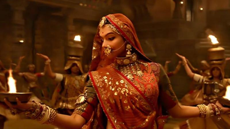 Padmavat, an epic poem written in Awadhi, speaks of the legendary queen, her admirable courage and beauty.