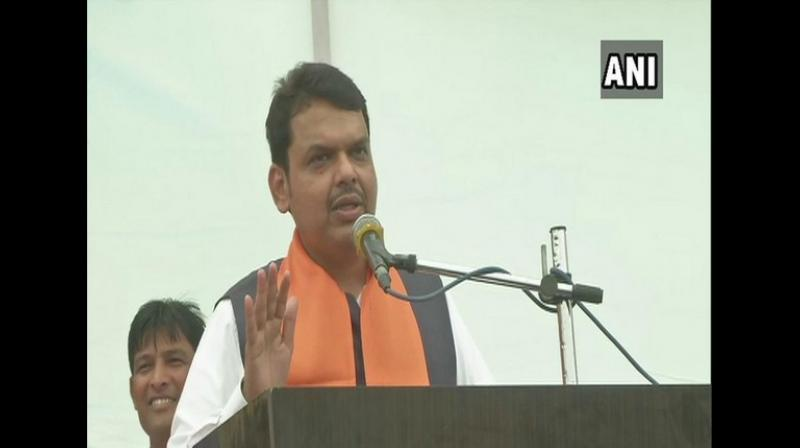 Chief Minister Devendra Fadnavis. (Photo: File)