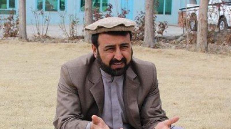Hayatullah Hayat blamed Taliban for the attack. (Photo: Twitter)