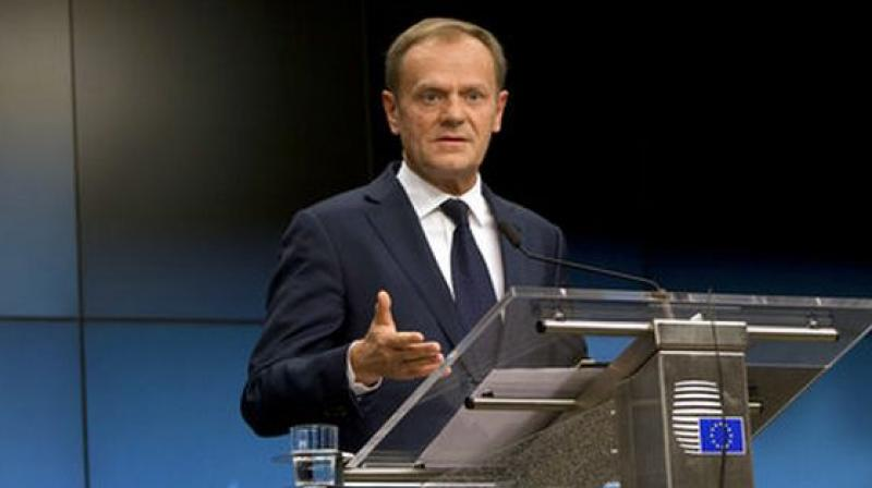 EU Council President Donald Tusk is expected to make his proposals for the guidelines before the end of the month. (Photo: AP)