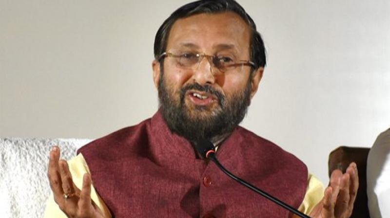 Prakash Javadekar. (Photo: AP)