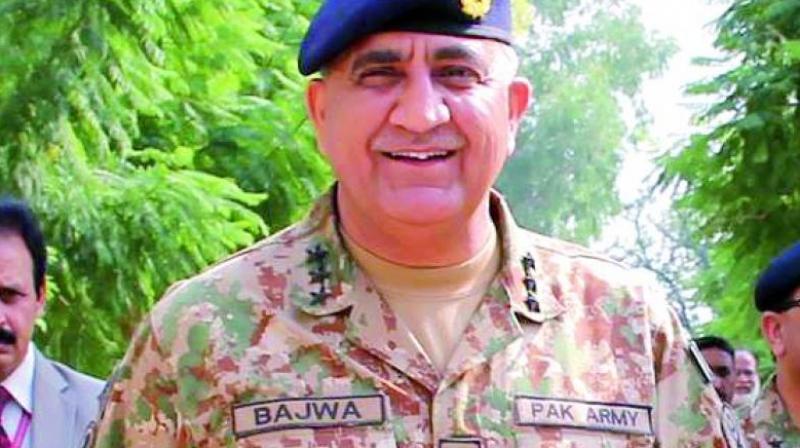 Pakistan Army Chief General Qamar Javed Bajwa. (Photo: File)