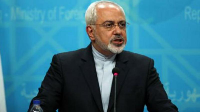 'The announcement of the possible withdrawal by major European companies from their cooperation with Iran is not consistent with the European Union's commitment to implementing (the nuclear deal),' Zarif was quoted as saying. (Photo: File)