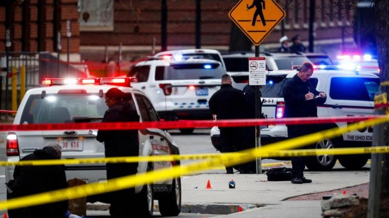 The pregnant woman later said that she lost her child, a boy, after being shot in the leg. (Photo: Representational/AP)