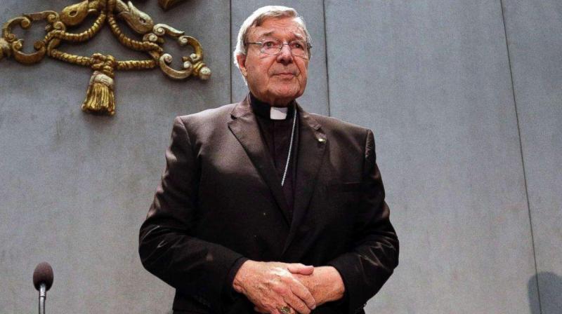 Cardinal George Pell. (Photo: AP)