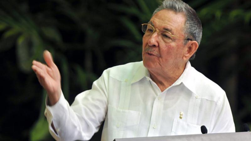 Cuban President Raul Castro. (Photo: AFP)