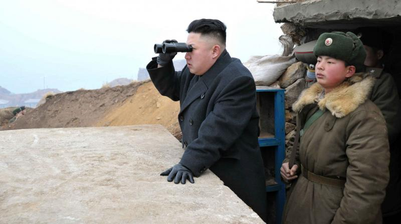 North Korean leader Kim Jong-Un. (Photo: AP)