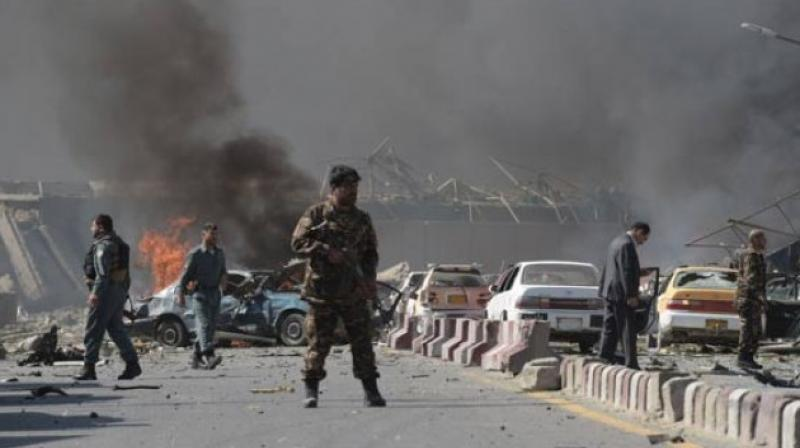 The Taliban claimed responsibility for the attack, according to their spokesman Zabihullah Mujahid. (Representational Image | Photo: AFP)
