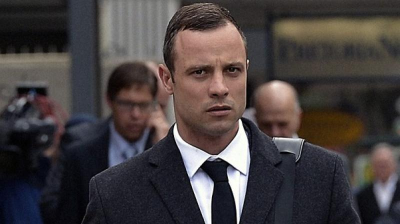 Jailed Paralympic athlete Oscar Pistorius. (Photo: File)