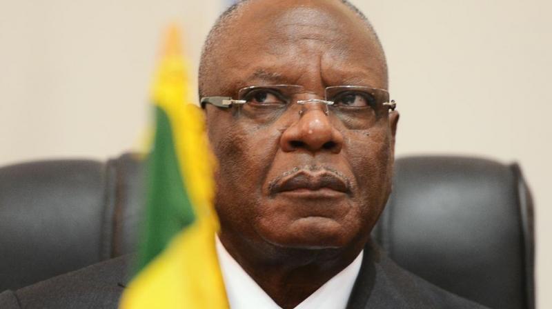 The G5 Sahel is united in the face of terrorism said Malian President Ibrahim Boubacar Keita. (Photo: AFP)